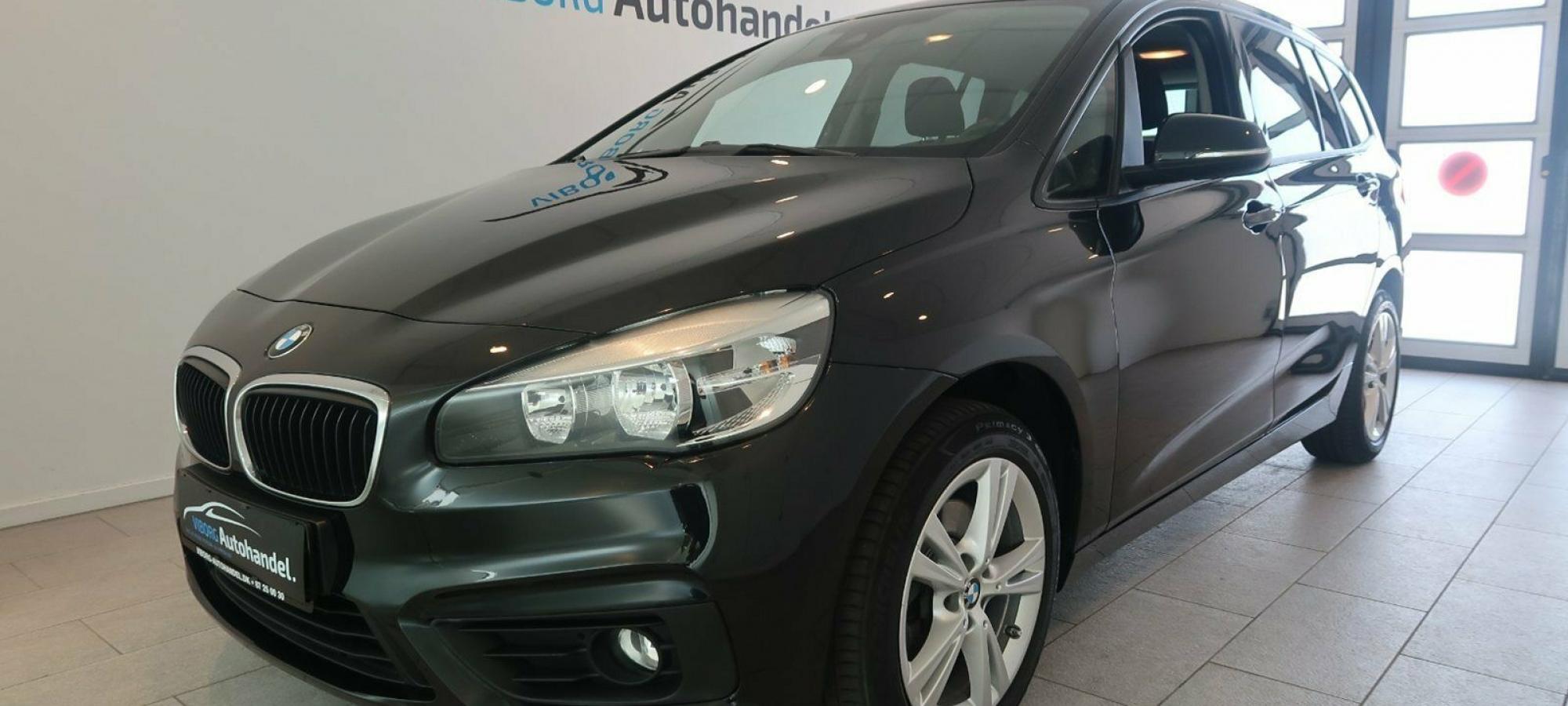 BMW 218d