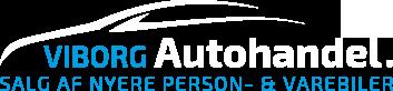 Viborg Autohandel - Salg af nyere person- og varebiler